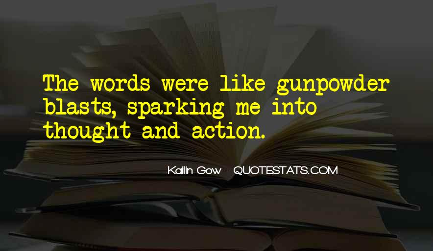 Gunpowder's Quotes #1065312