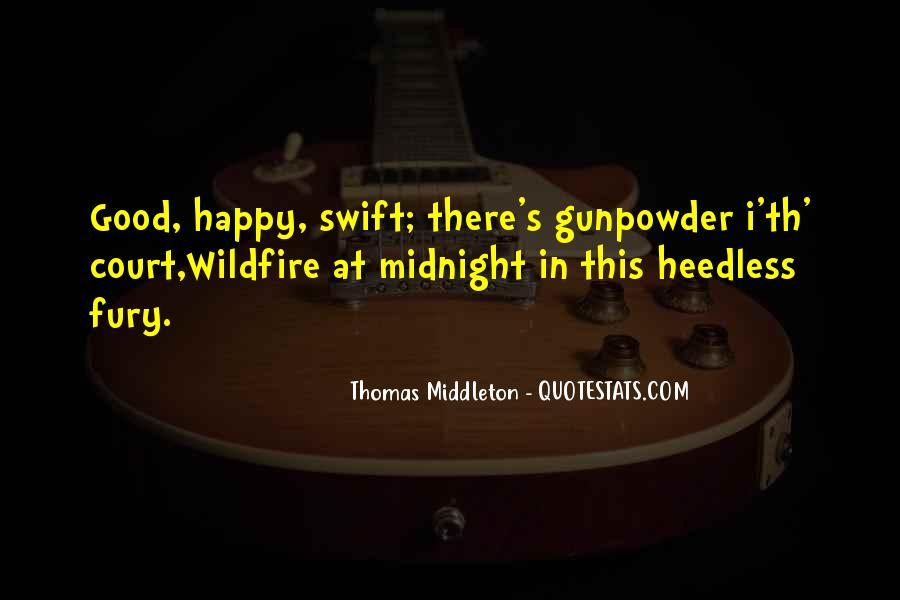 Gunpowder's Quotes #1179624