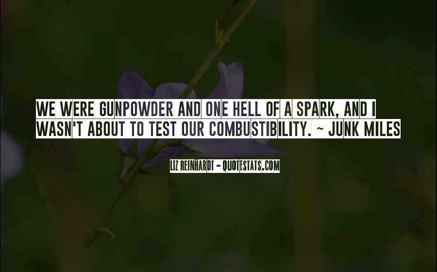 Gunpowder's Quotes #1243177