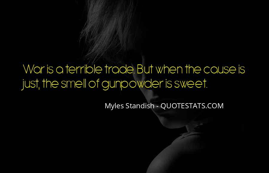 Gunpowder's Quotes #1250852