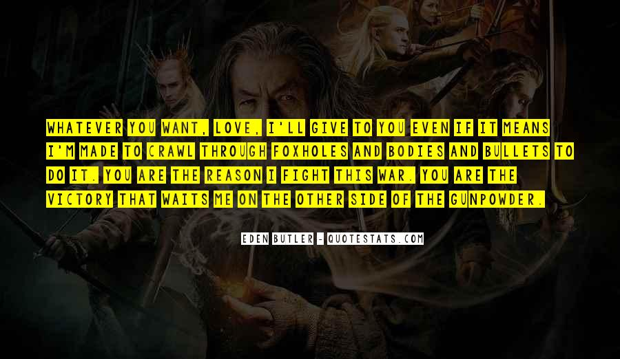 Gunpowder's Quotes #1288634