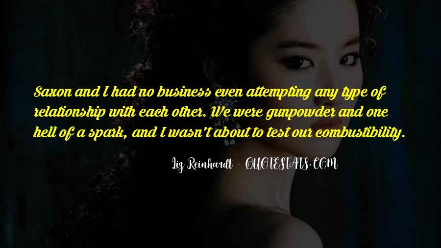 Gunpowder's Quotes #1364390