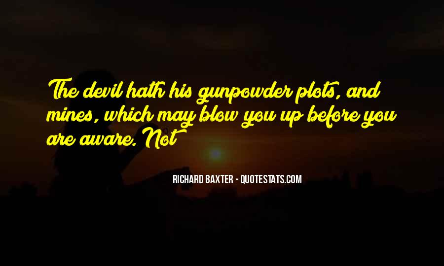 Gunpowder's Quotes #1395946