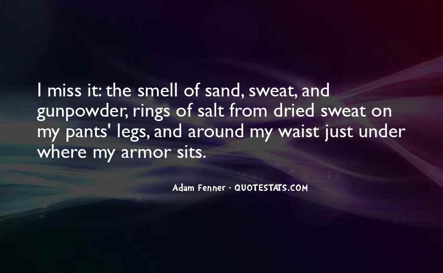 Gunpowder's Quotes #1485305