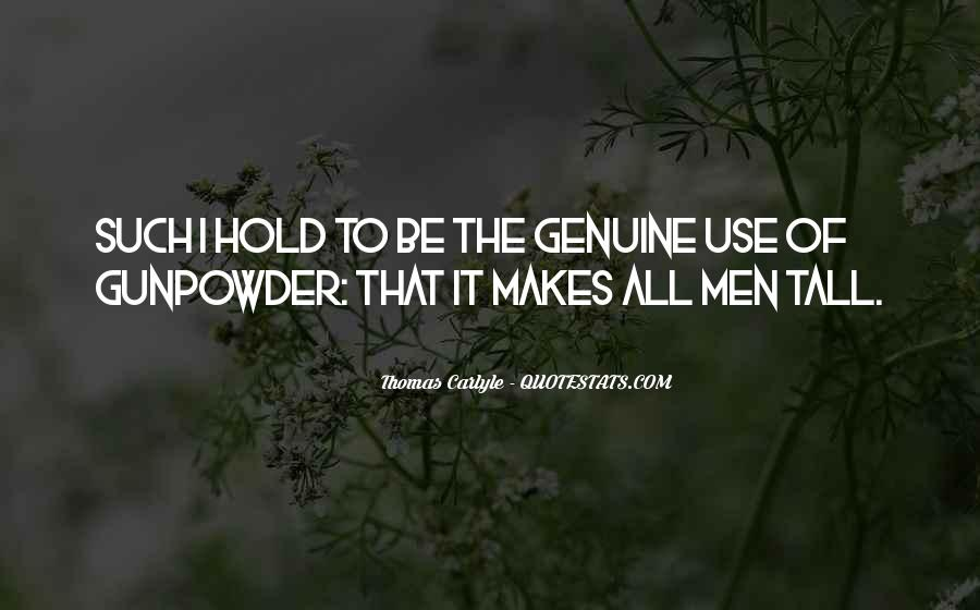 Gunpowder's Quotes #153809