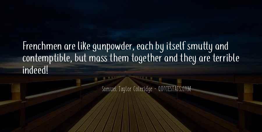Gunpowder's Quotes #1604997