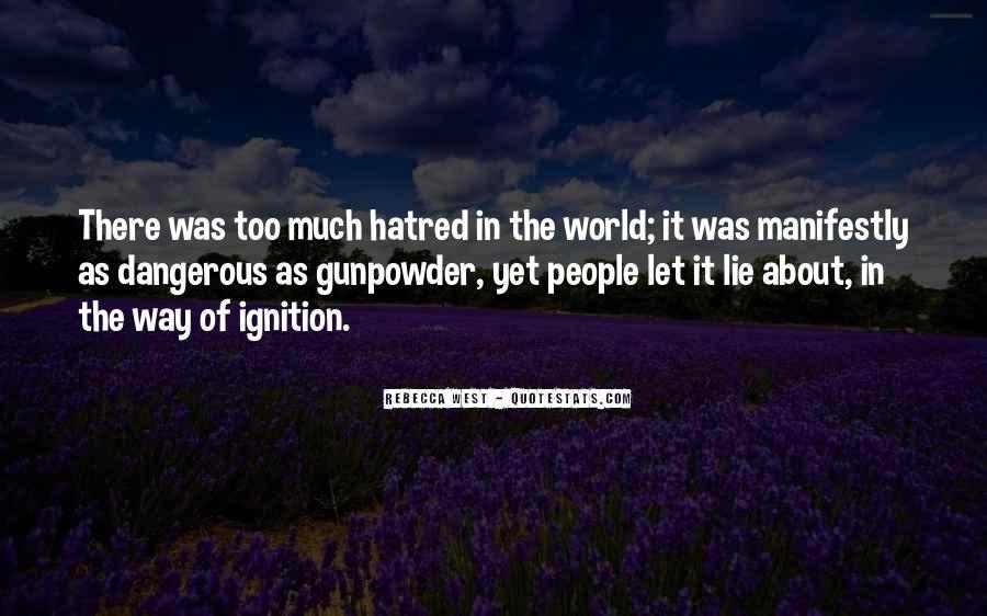 Gunpowder's Quotes #1654271