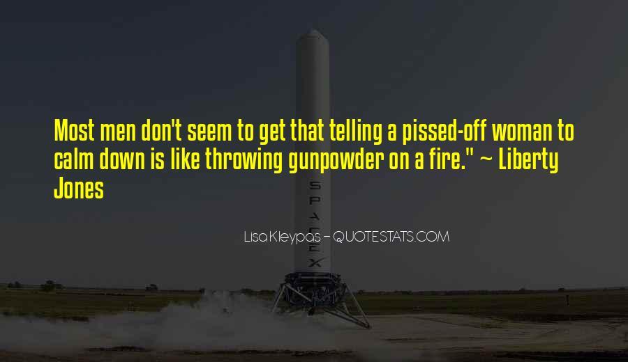 Gunpowder's Quotes #1755356