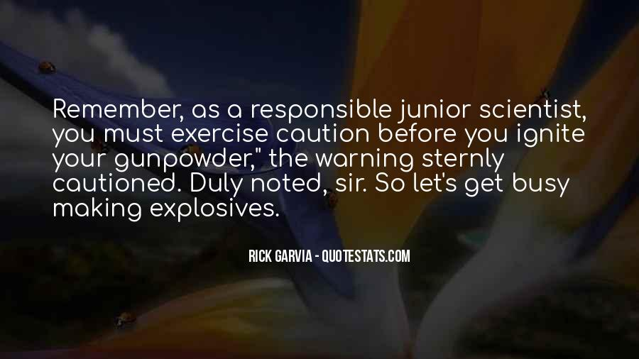 Gunpowder's Quotes #1832197