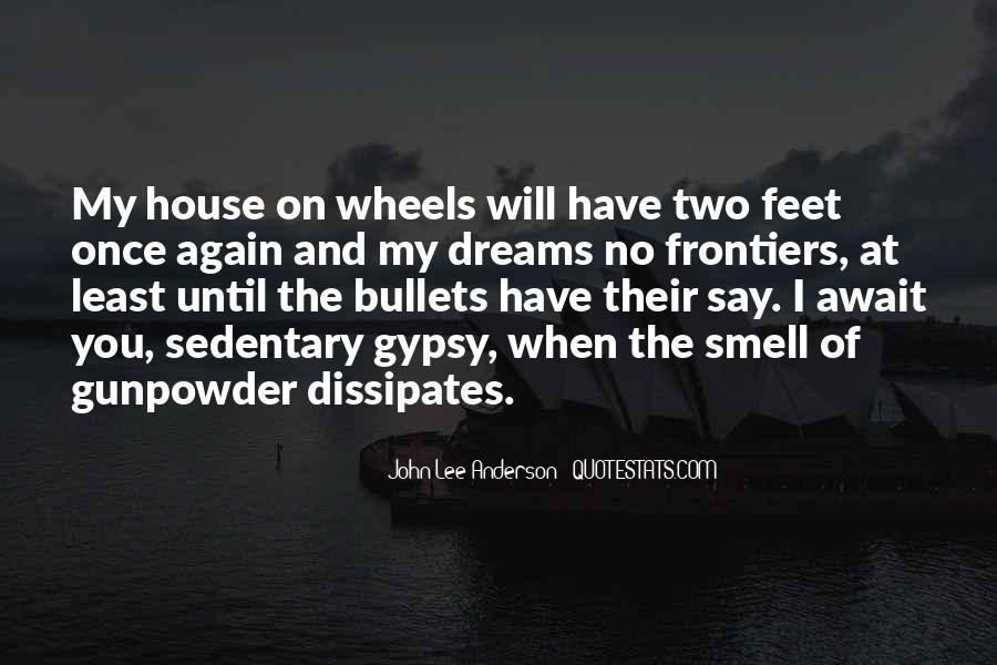 Gunpowder's Quotes #221671