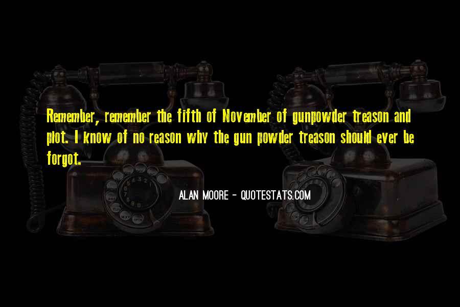 Gunpowder's Quotes #238296