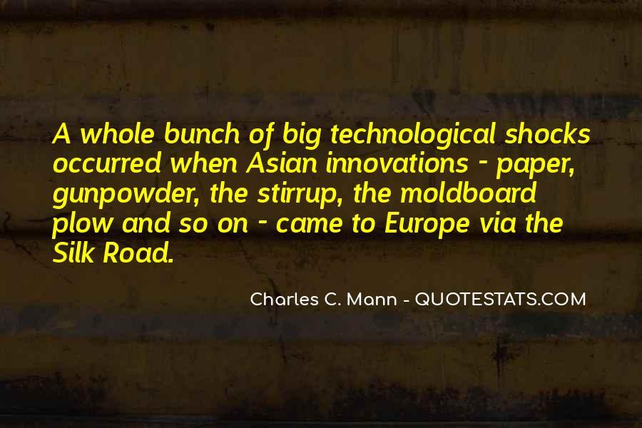 Gunpowder's Quotes #288496