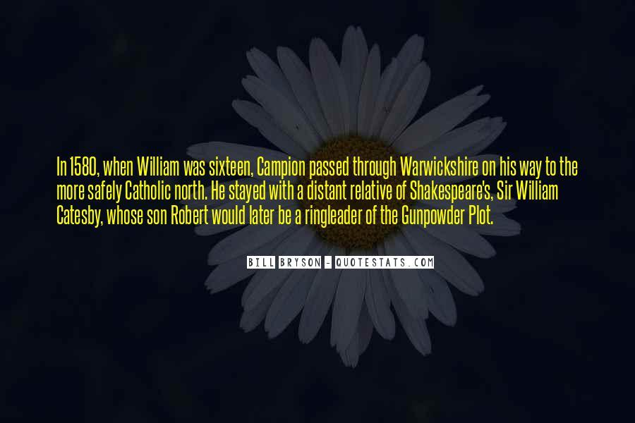 Gunpowder's Quotes #308160