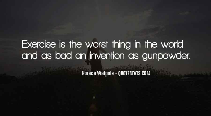 Gunpowder's Quotes #334121
