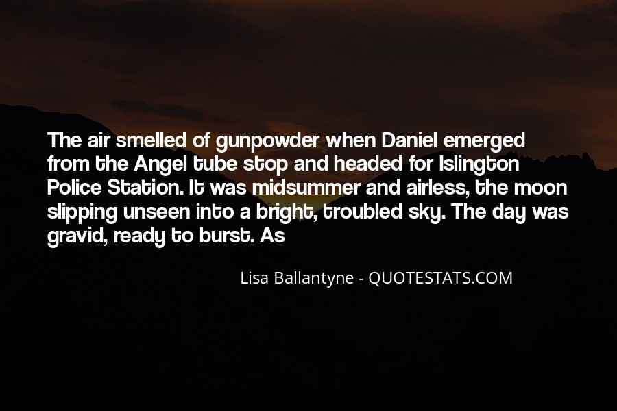 Gunpowder's Quotes #336579