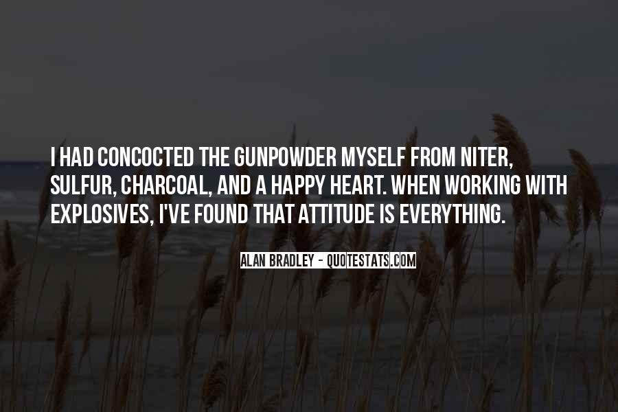 Gunpowder's Quotes #383129