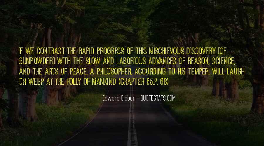 Gunpowder's Quotes #402336