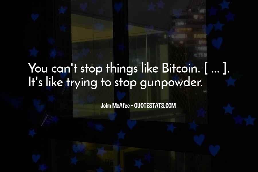Gunpowder's Quotes #423629