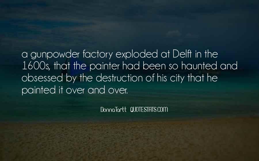 Gunpowder's Quotes #498363