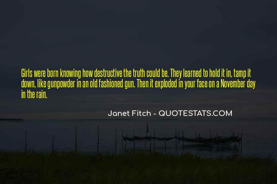 Gunpowder's Quotes #830314