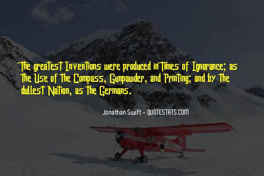 Gunpowder's Quotes #988130
