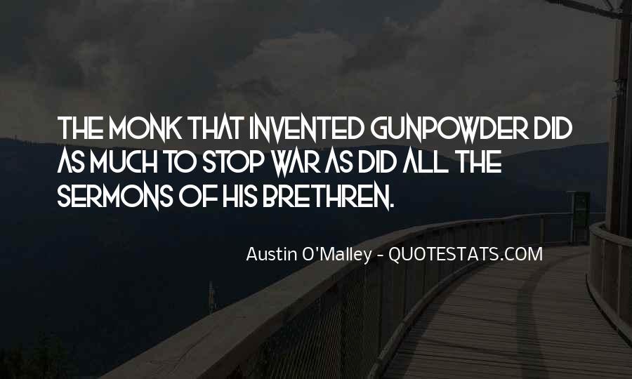Gunpowder's Quotes #993655
