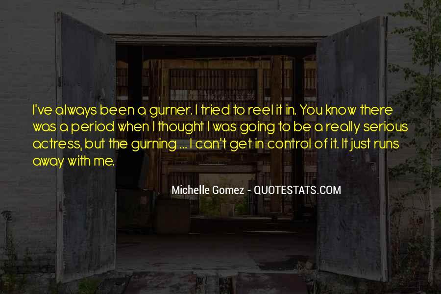Gurner Quotes #1608542