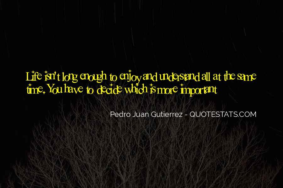 Gutierrez's Quotes #1075488