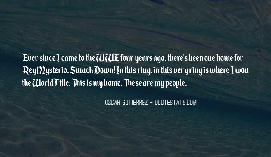Gutierrez's Quotes #1085193