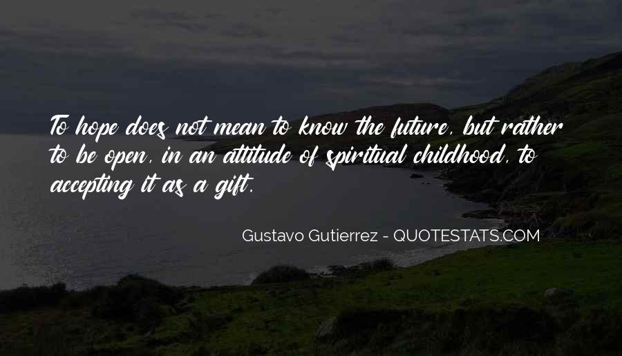 Gutierrez's Quotes #175085