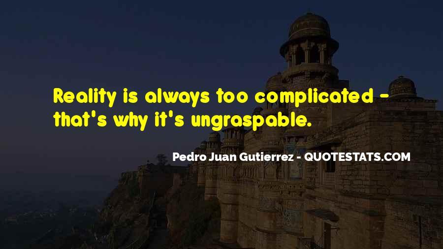 Gutierrez's Quotes #1875036