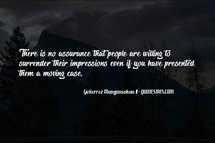 Gutierrez's Quotes #285977