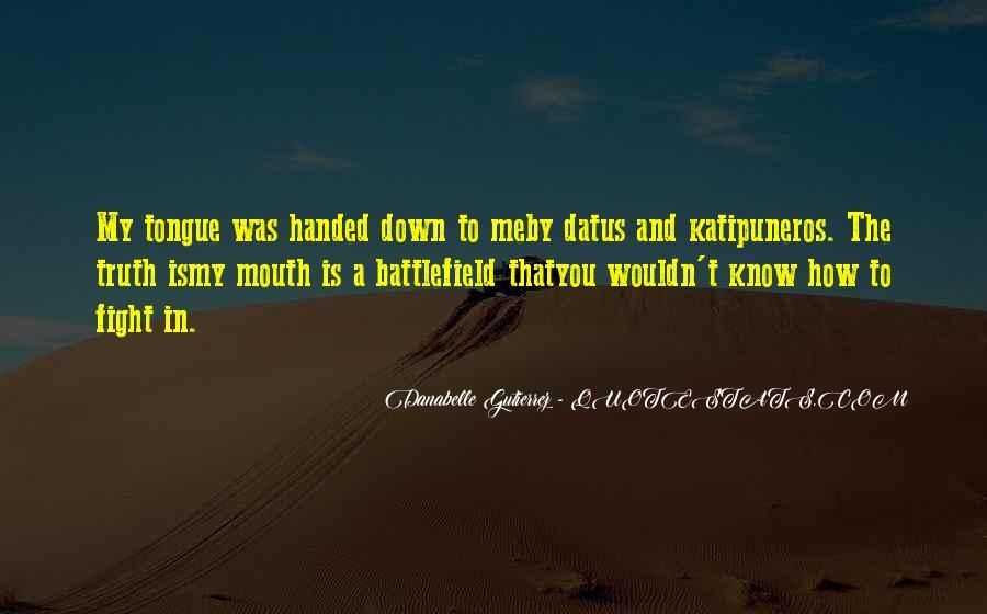Gutierrez's Quotes #355806