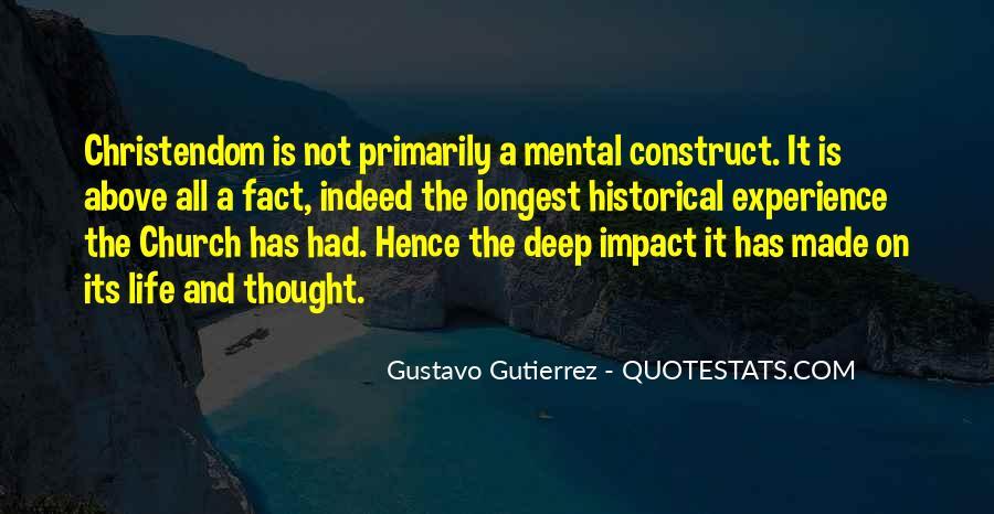 Gutierrez's Quotes #422788