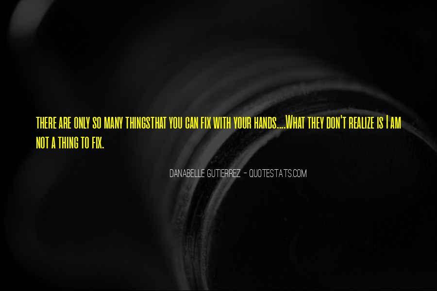 Gutierrez's Quotes #567636