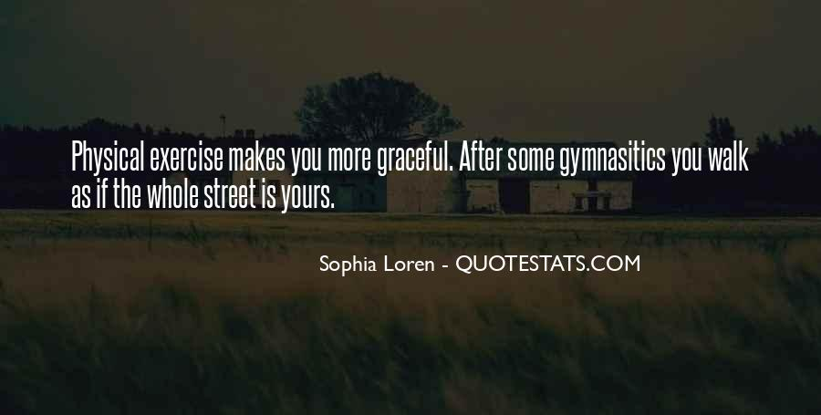 Top 9 Gymnasitics Quotes: Famous Quotes & Sayings About