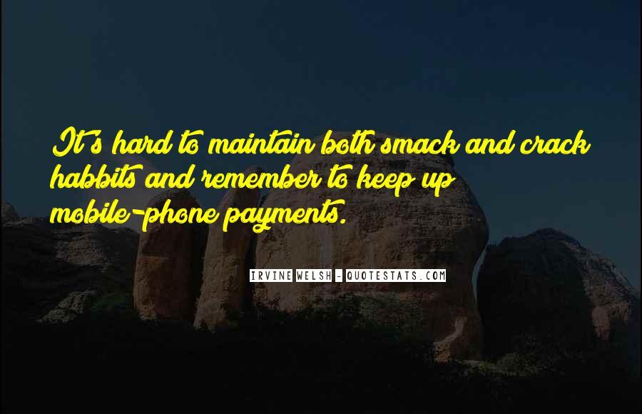 Habbits Quotes #1328119