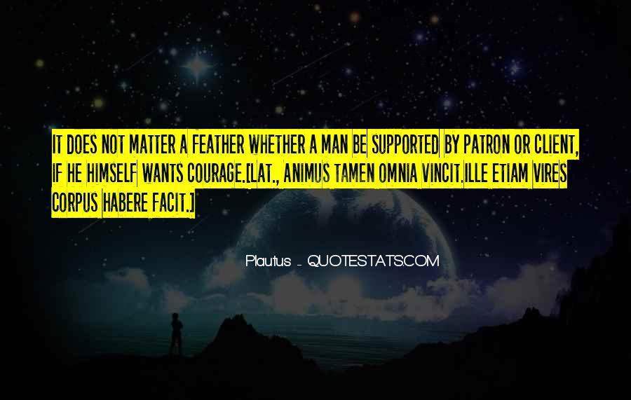 Habere Quotes #1869028