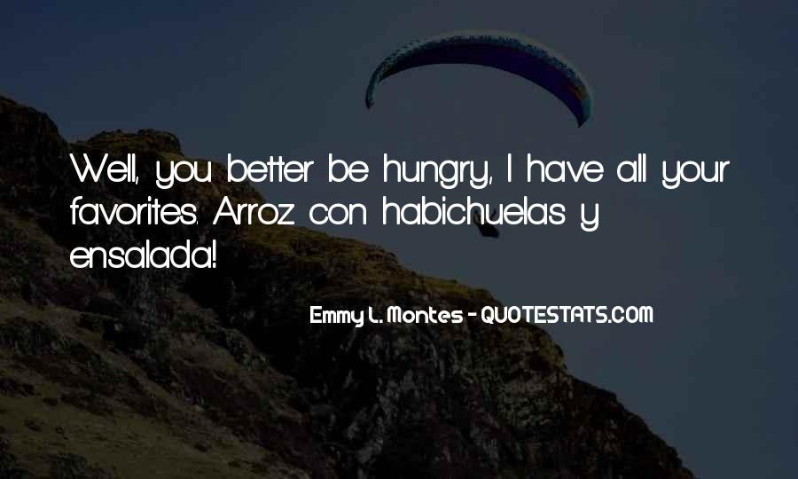 Habichuelas Quotes #1123393