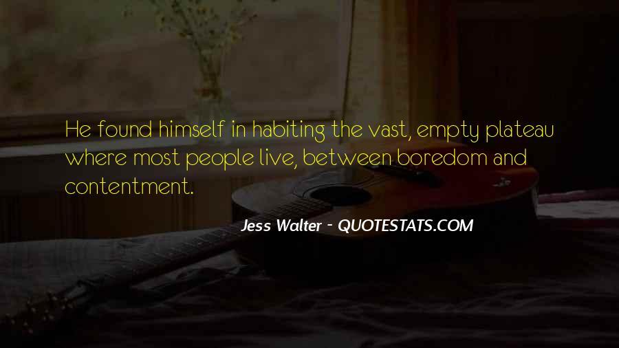 Habiting Quotes #1286839