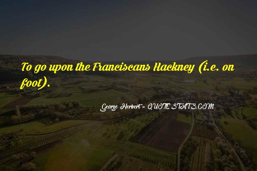 Hackney's Quotes #429867