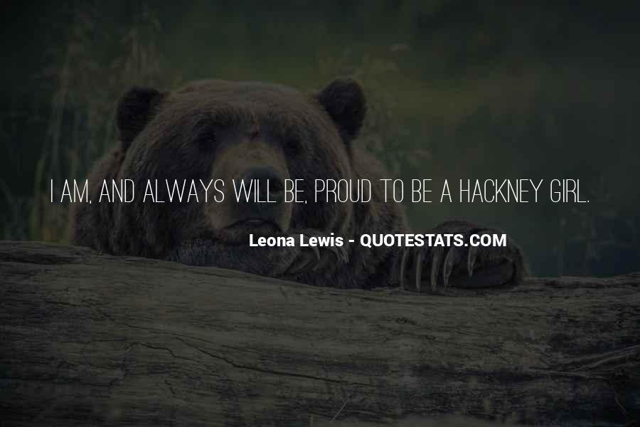 Hackney's Quotes #785652