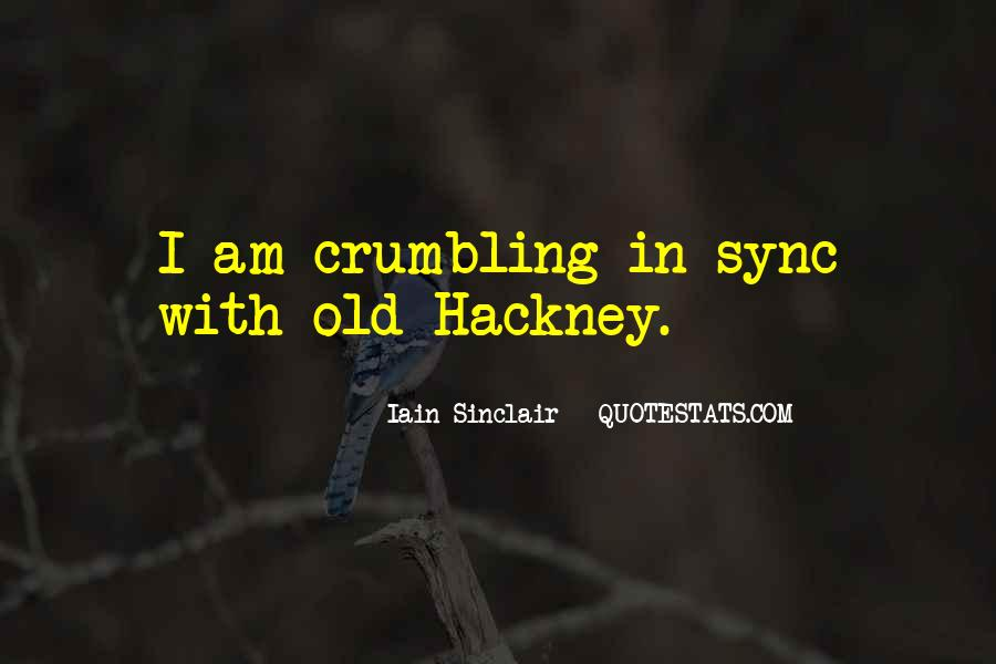 Hackney's Quotes #990333