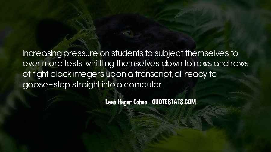 Hager Quotes #323620