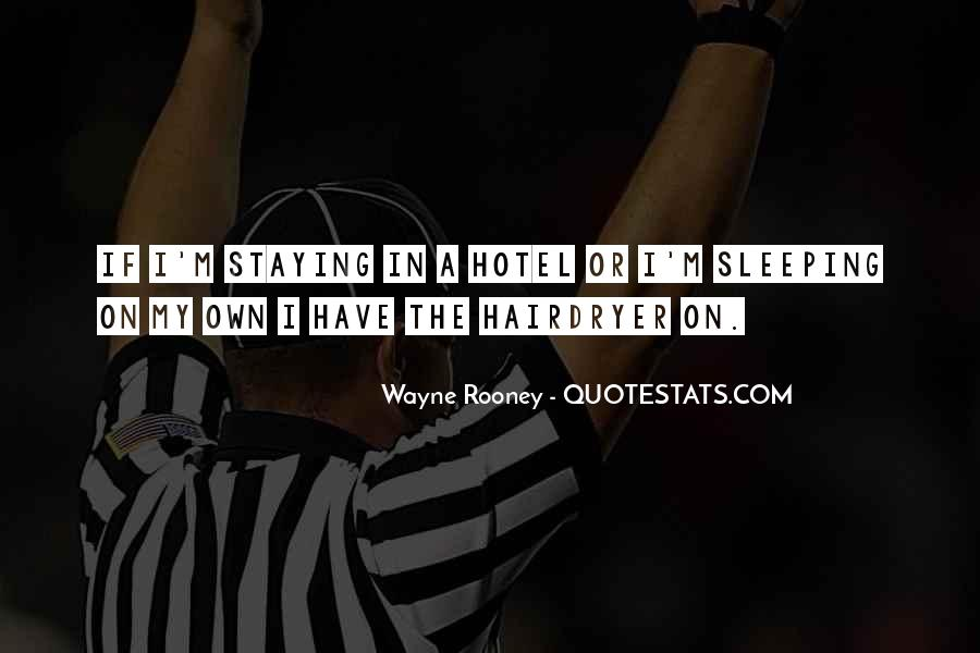 Hairdryer Quotes #1555305