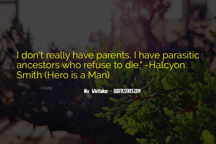 Halcyon's Quotes #289718