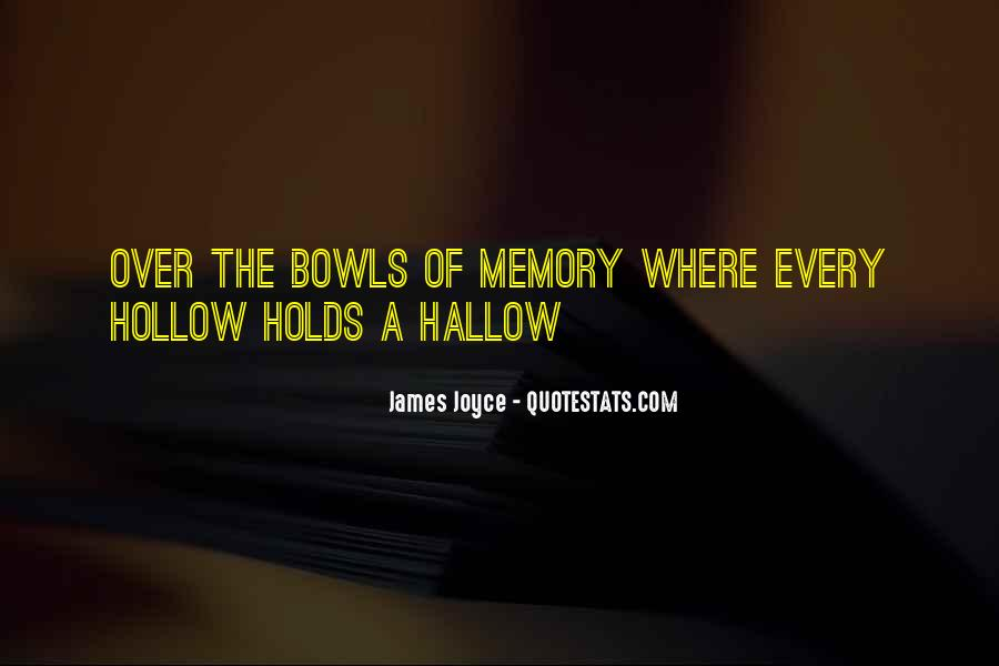 Hallow'd Quotes #1176396
