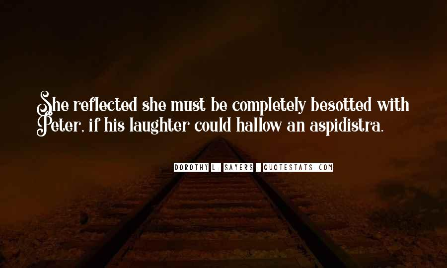 Hallow'd Quotes #1311515