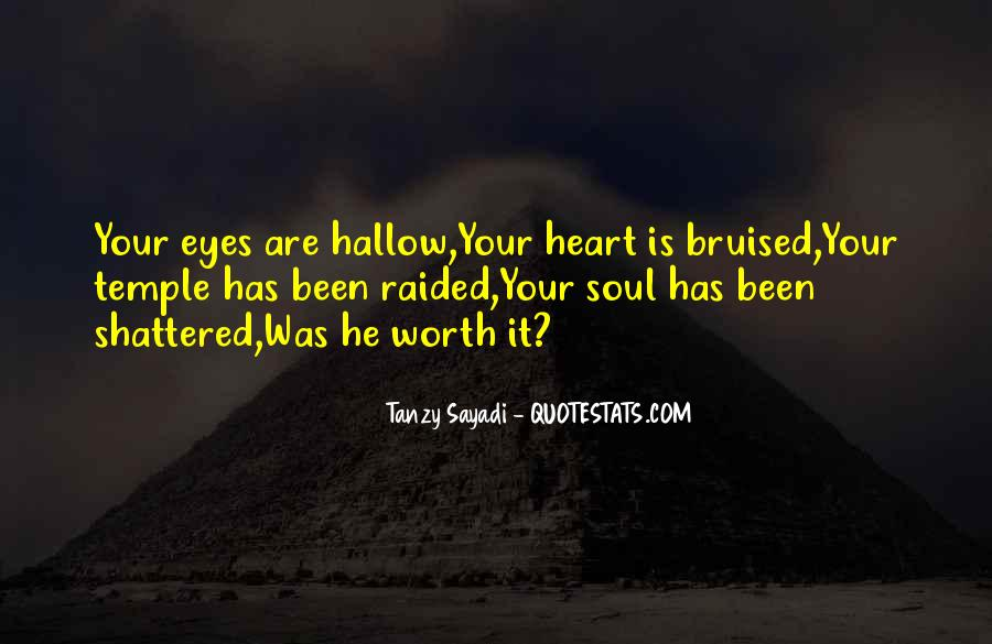 Hallow'd Quotes #1646204