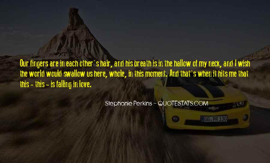 Hallow'd Quotes #858086